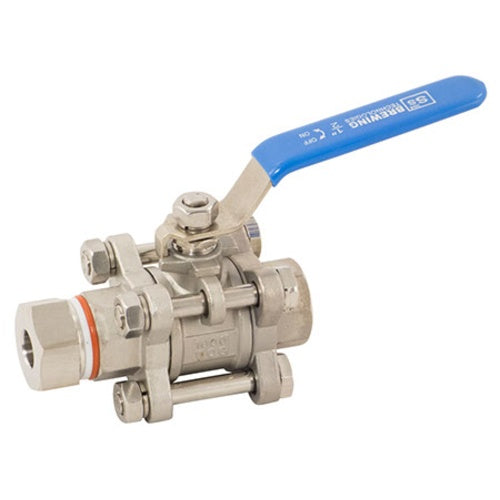 "Ss BrewTech - 1/2"" Ball Valve Assembly for Kettles"
