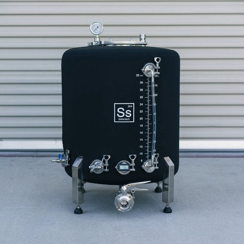 Ss 1 bbl Brewmaster Edition Brite Tank with FTSs Chilling Package