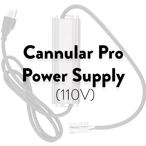 Power Supply for Cannular Pro Bench Top Can Seamer (110V)