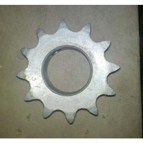 Small Aluminum Sprocket - Destemmer Shaft - For All WE270 and WE273 Series Crushers