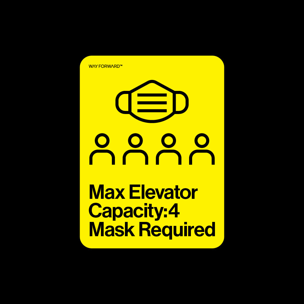 Maximum Elevator Capacity Four