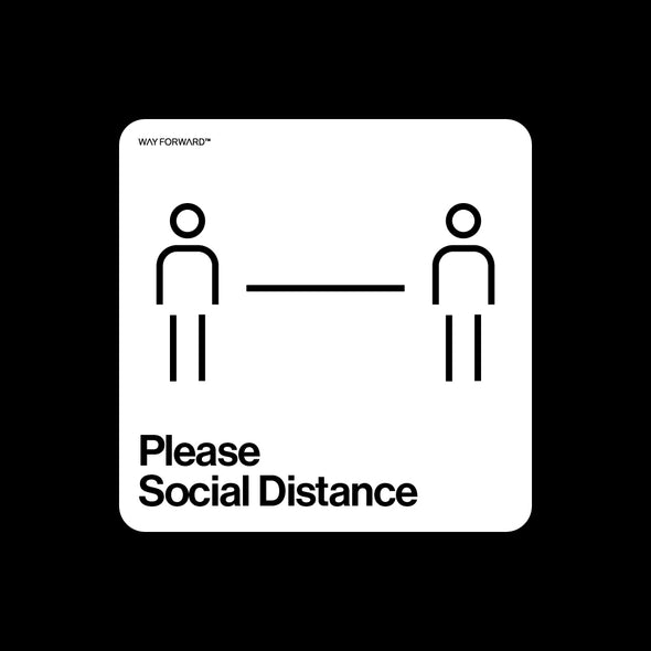 Please Social Distance