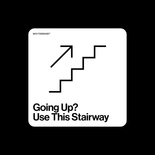 Going Up? Use This Stairway
