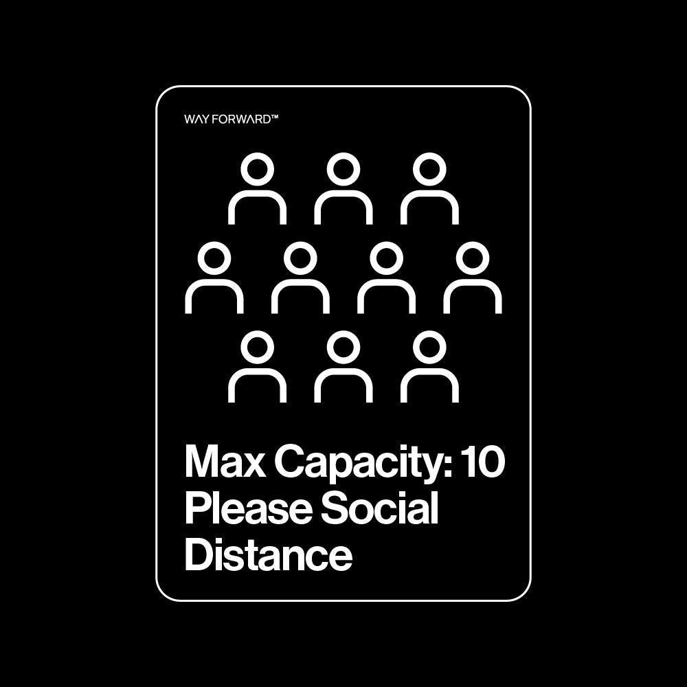 Double Sided Maximum Capacity Shared Space Ten