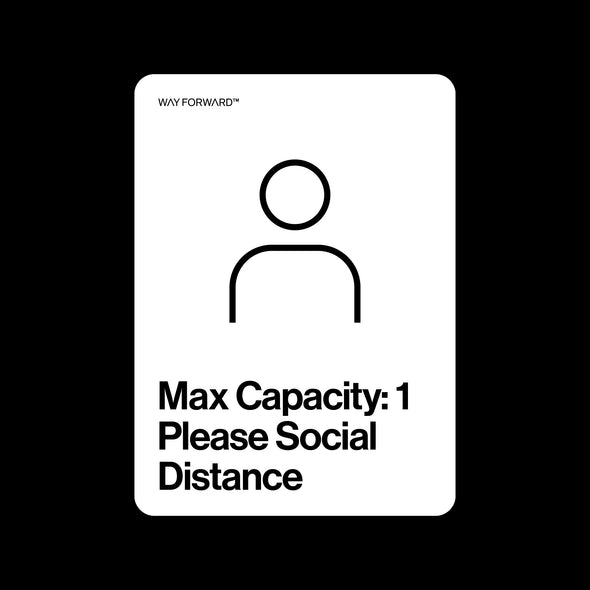Maximum Capacity Shared Space One
