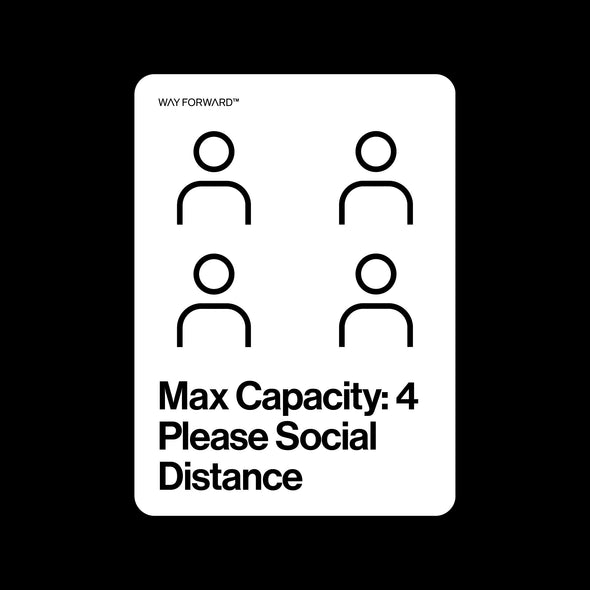 Maximum Capacity Shared Space Four