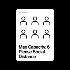 Double Sided Maximum Capacity Shared Space Six