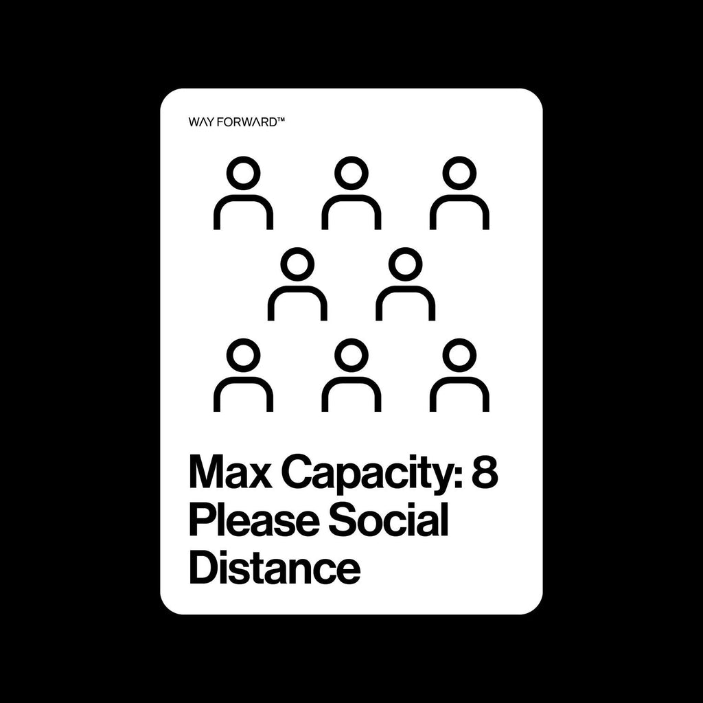 Double Sided Maximum Capacity Shared Space Eight