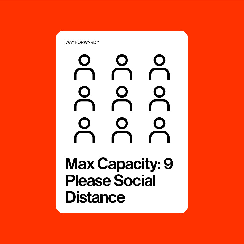 Maximum Capacity Shared Space Nine
