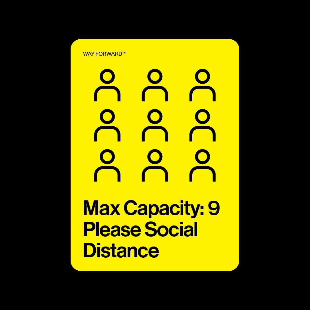 Double Sided Maximum Capacity Shared Space Nine