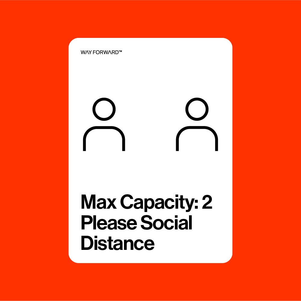 Double Sided Maximum Capacity Shared Space Two