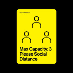 Double Sided Maximum Capacity Shared Space Three