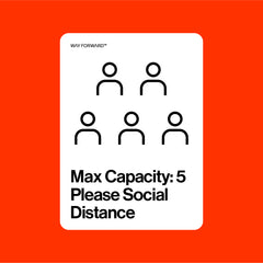 Double Sided Maximum Capacity Shared Space Five