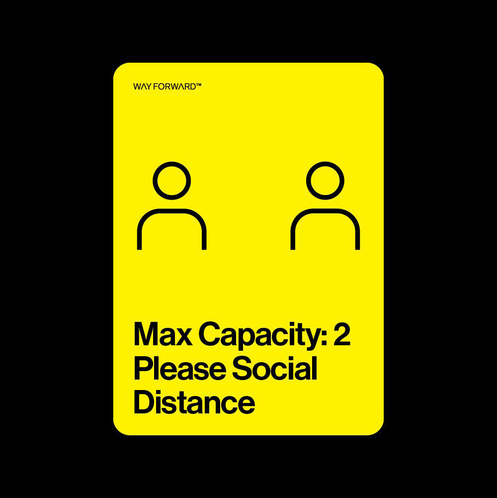 Maximum Capacity Shared Space Two