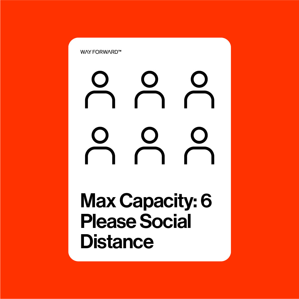 Maximum Capacity Shared Space Six