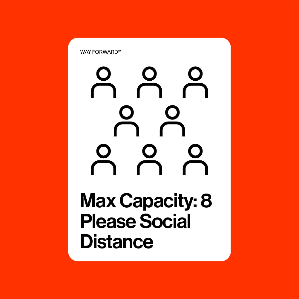 Maximum Capacity Shared Space Eight