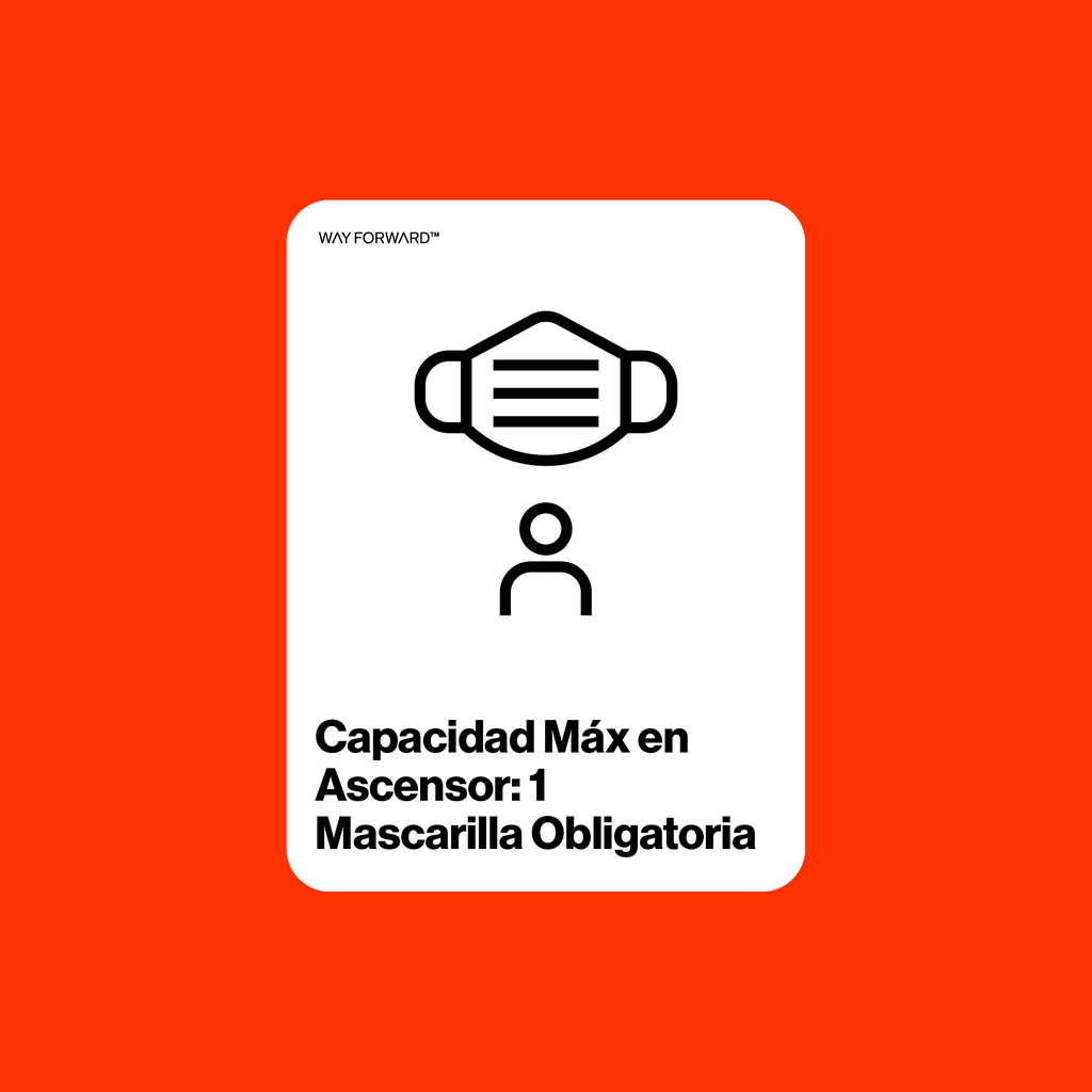 Maximum Elevator Capacity One (Spanish)