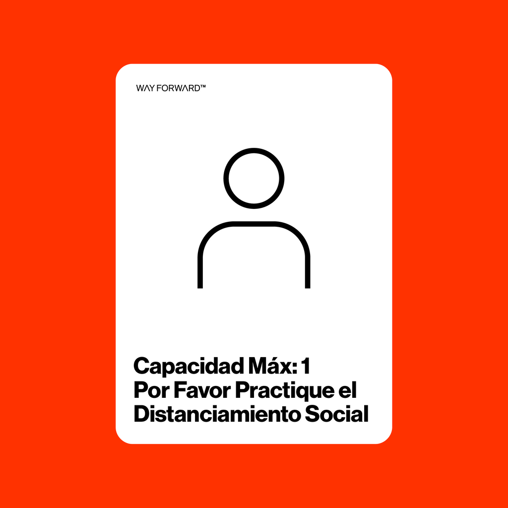 Double Sided Maximum Capacity Shared Space One (Spanish)