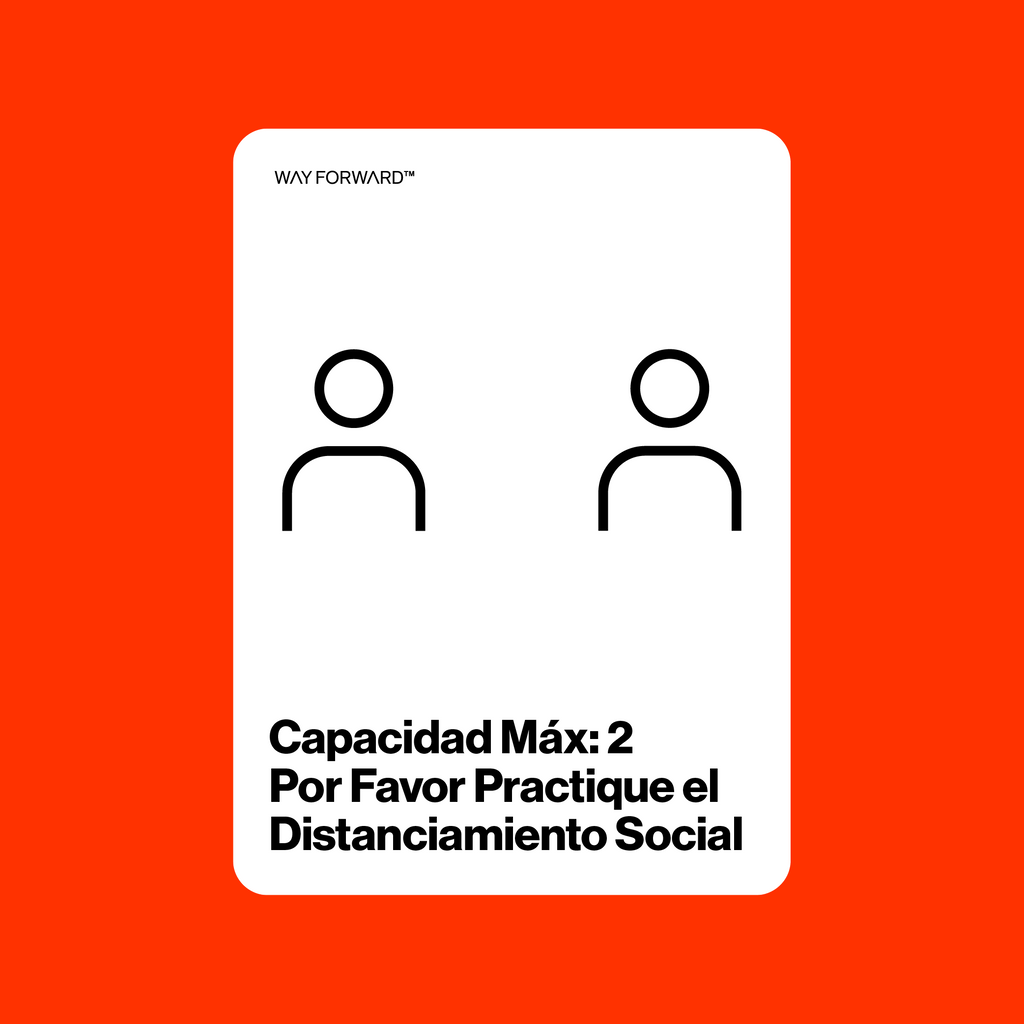 Double Sided Maximum Capacity Shared Space Two (Spanish)