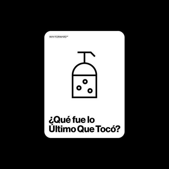 What was the Last Thing You Touched? (Spanish)
