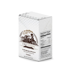CBD Sugar Packs/25mg each