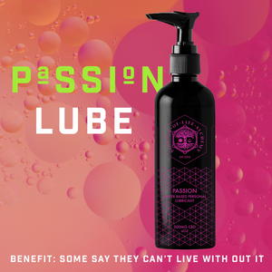 Passion Personal Lubricant - 300mg CBD
