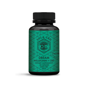 Dream CBD Capsules