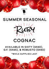 Ralphs Cigars Ruby Cherry Cognac Infused
