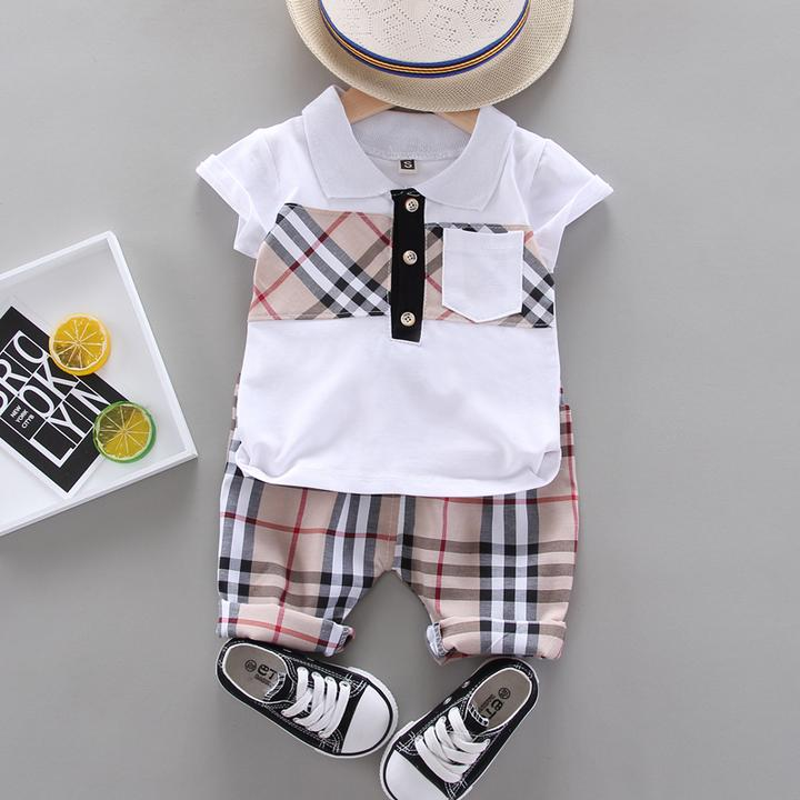 2 Piece Toddler Boy Set