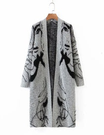 Ladies Sweater Cardigan