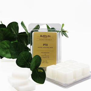 'PTO' Wax Melts