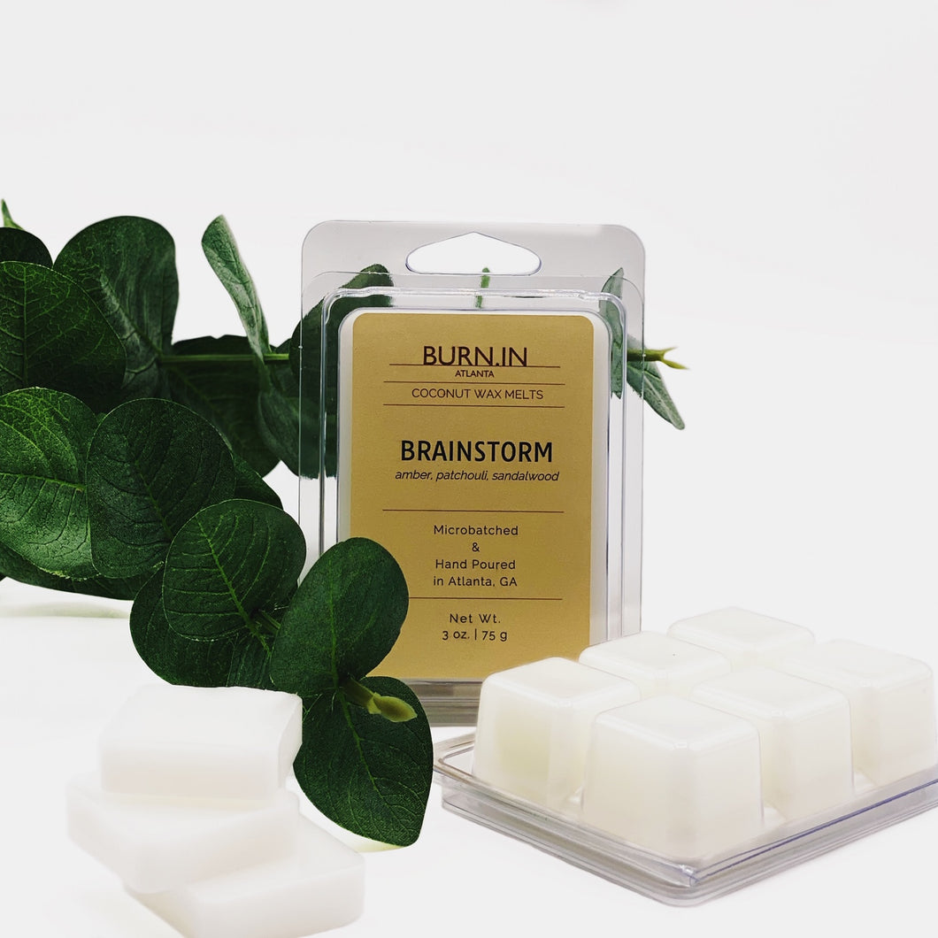 'Brainstorm' Wax Melts