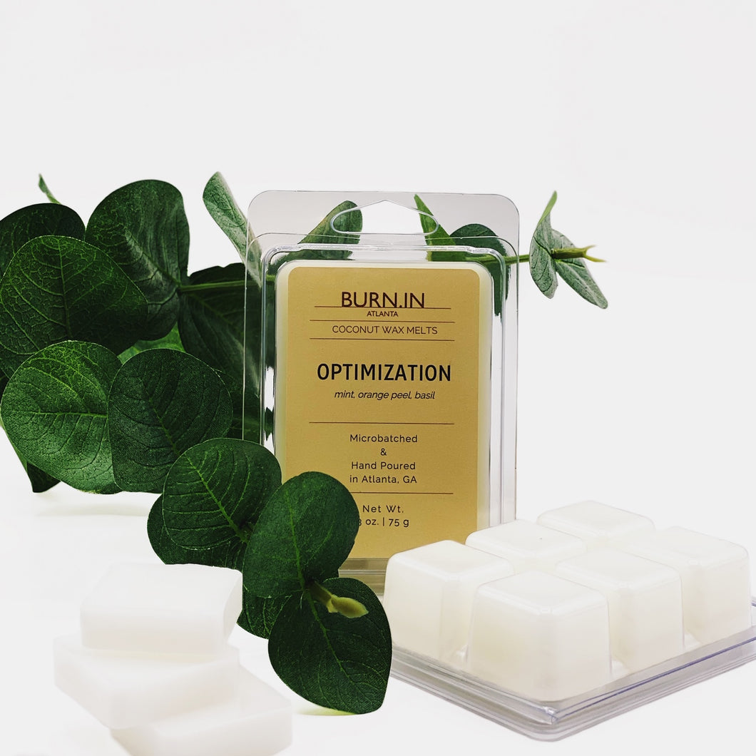 'Optimization' Wax Melts