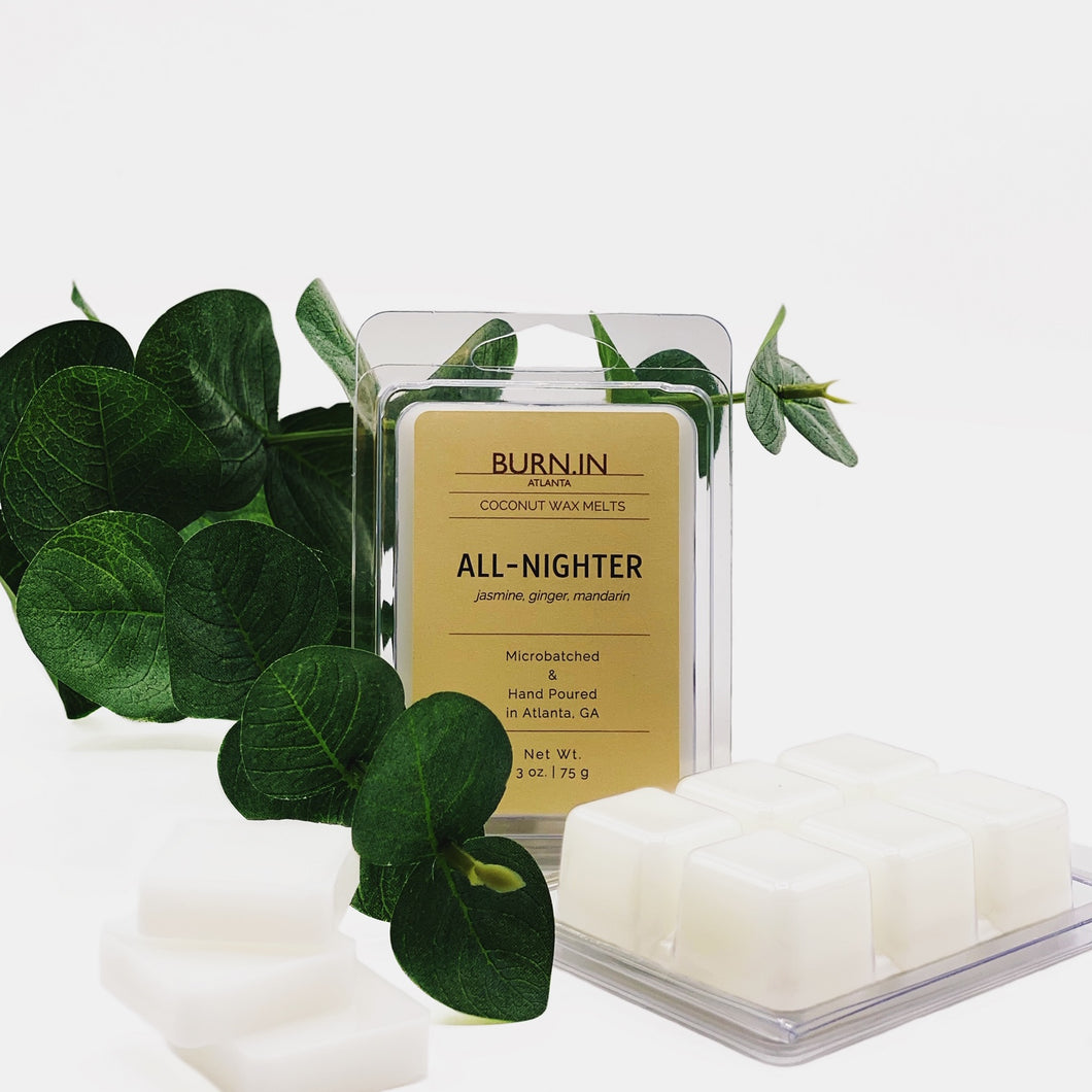 'All-Nighter' Wax Melts