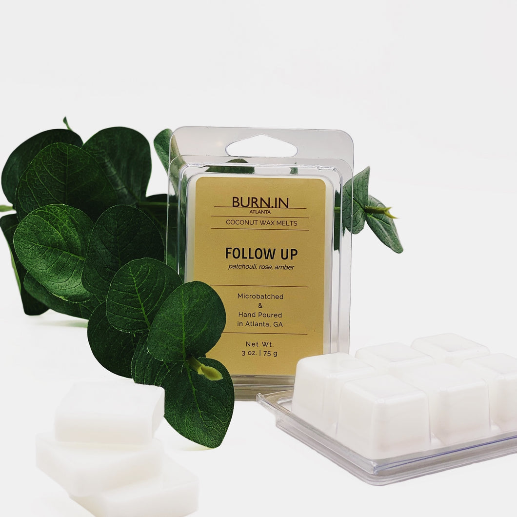 'Follow Up' Wax Melts