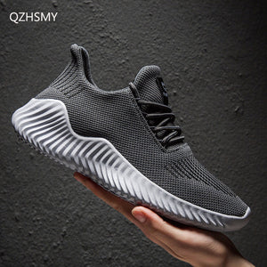 Hot Style New Mesh Shoes Men Casual Comfortable Breathable Sneakers Men Lac-up Lightweight Walking Man Shoes Zapatillas Hombre