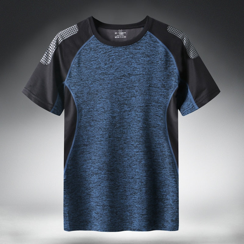 Quick Dry Sport T Shirt Men 2020 Short Sleeves Summer Casual Cotton T shirts