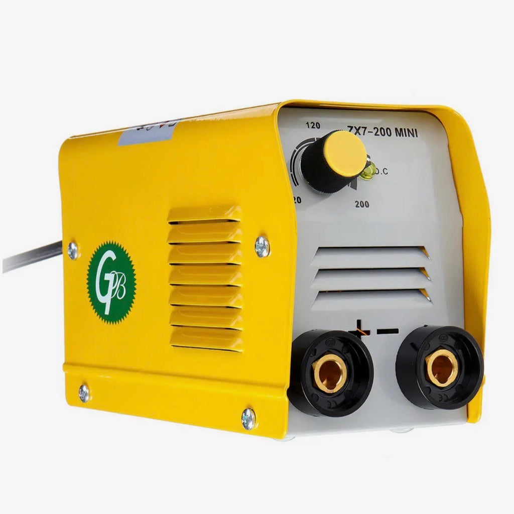 Mini portable 200A arc welder