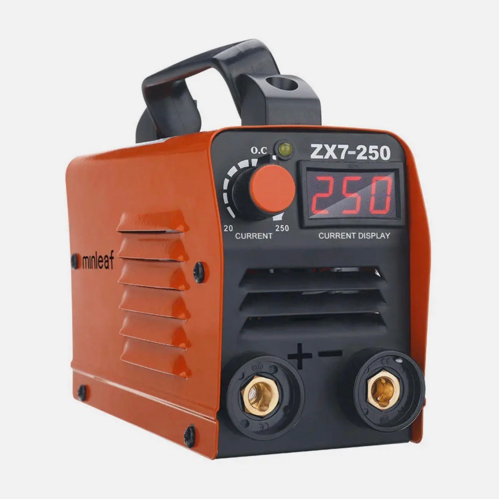 Mini portable 250A arc welder
