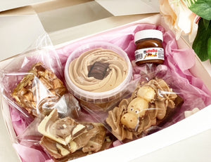 Deluxe Kinder Nutella treat box bundle