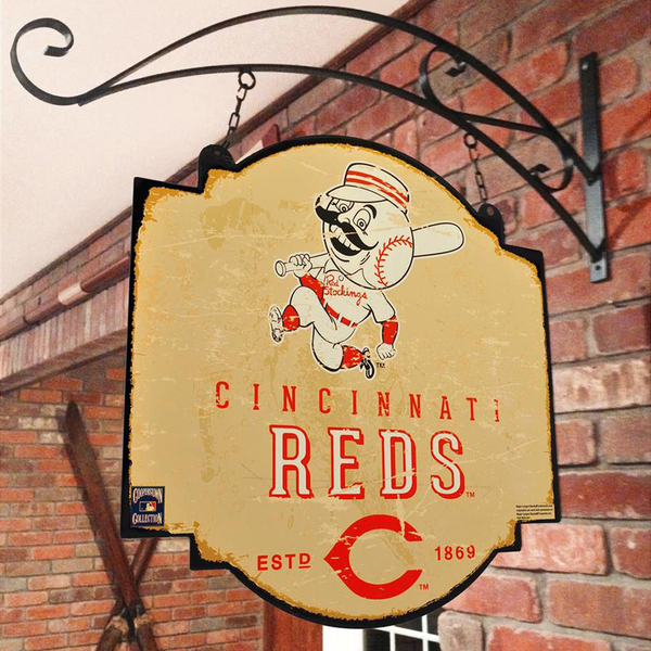 Cincinnati Reds Tavern Sign