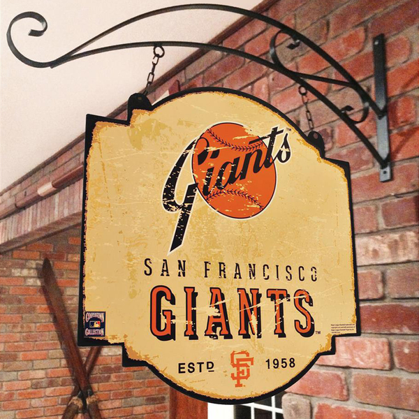 San Francisco Giants Tavern Sign