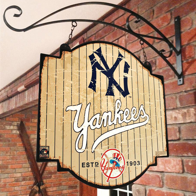 New York Yankees Tavern Sign