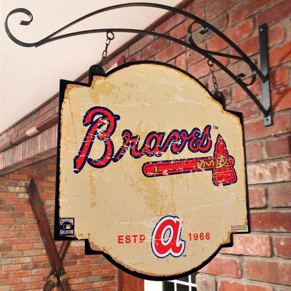 Atlanta Braves Tavern Sign