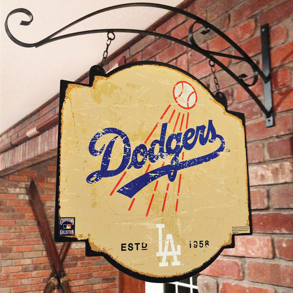 Los Angeles Dodgers Tavern Sign