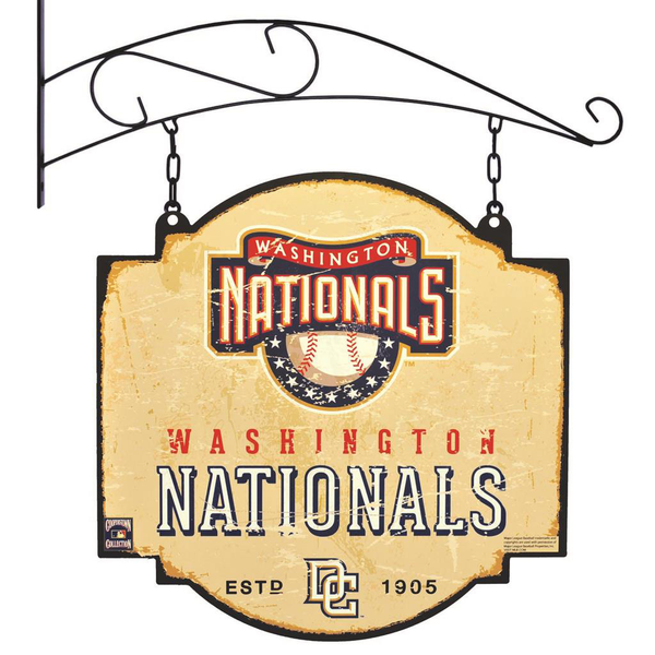 Washington Nationals Tavern Sign