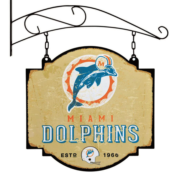 Miami Dolphins Tavern Sign