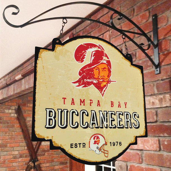 Tampa Bay Buccaneers Tavern Sign