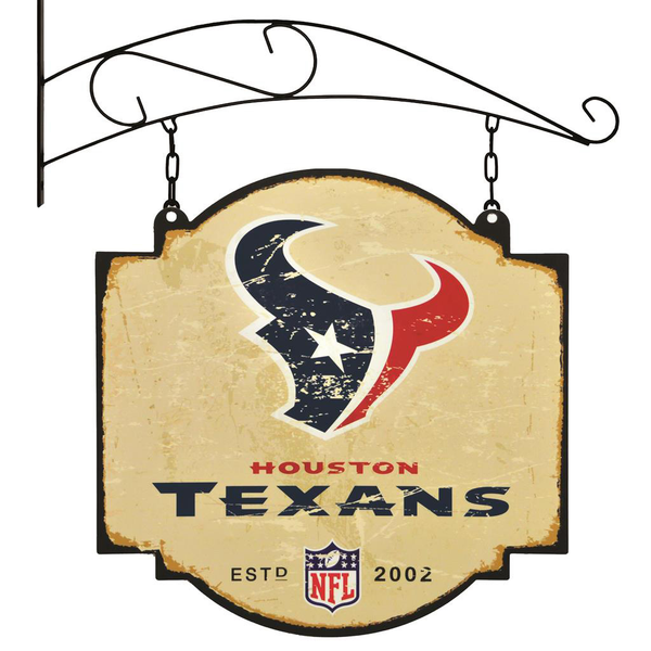 Houston Texans Tavern Sign