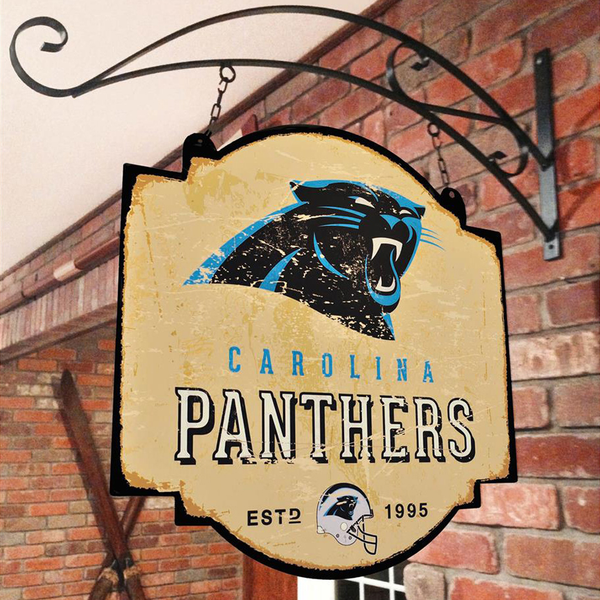 Carolina Panthers Tavern Sign